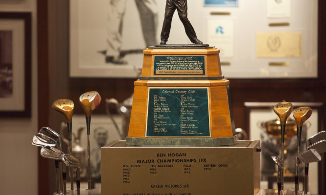 The Ben Hogan Award Banquet: Live Streaming