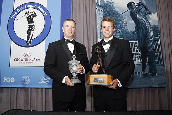 Williams claims 2013 The Ben Hogan Award