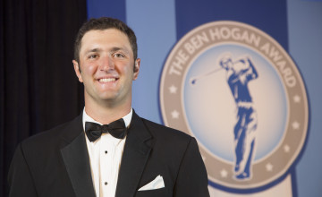 The Ben Hogan Awards at Colonial Country Club in Fort Worth, Texas on May 23, 2016. (Photo by/Sharon Ellman )